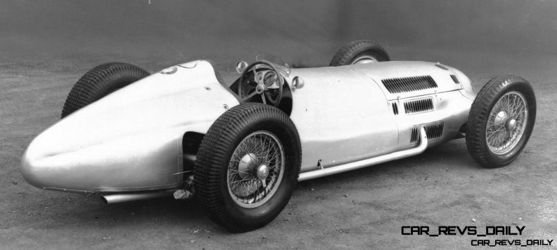 CarRevsDaily - Hour of the Silver Arrows - Action Photography 34