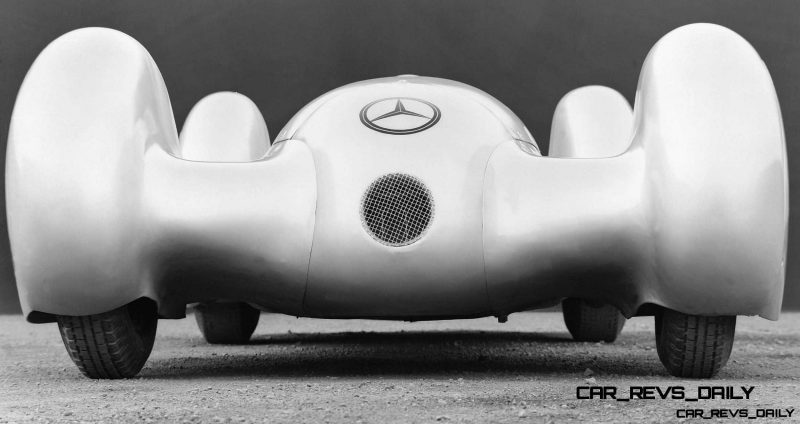 CarRevsDaily - Hour of the Silver Arrows - Action Photography 40
