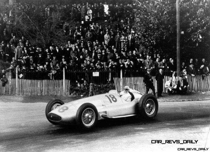 CarRevsDaily - Hour of the Silver Arrows - Action Photography 43