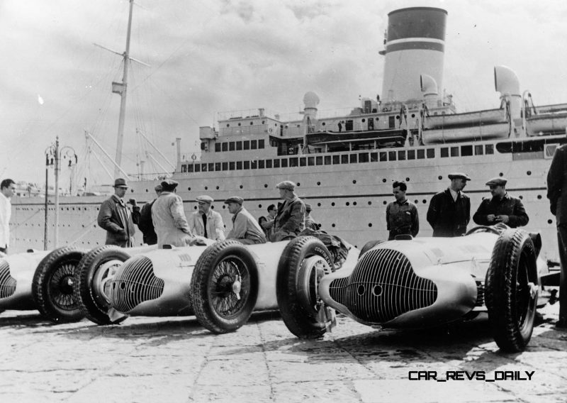 CarRevsDaily - Hour of the Silver Arrows - Action Photography 46