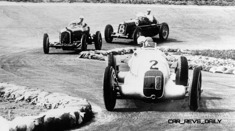 CarRevsDaily - Hour of the Silver Arrows - Action Photography 5