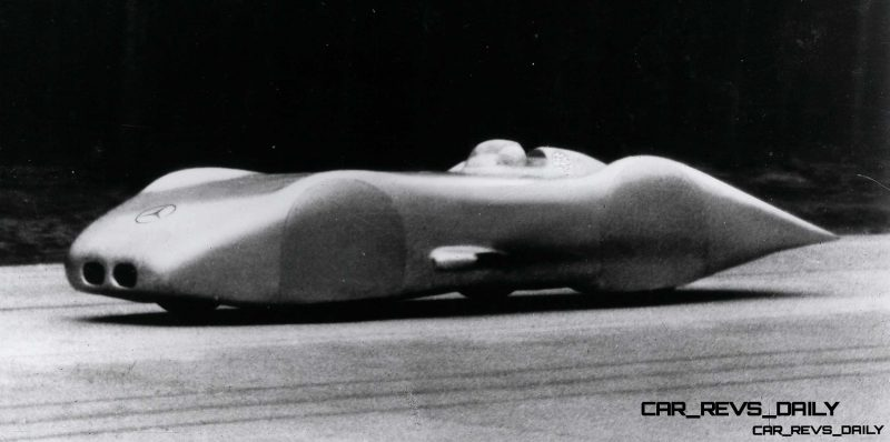 CarRevsDaily - Hour of the Silver Arrows - Action Photography 52