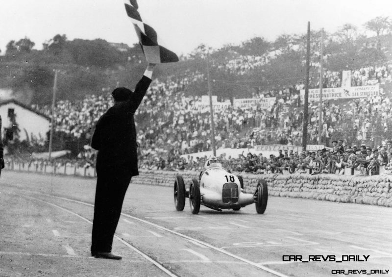 CarRevsDaily - Hour of the Silver Arrows - Action Photography 6