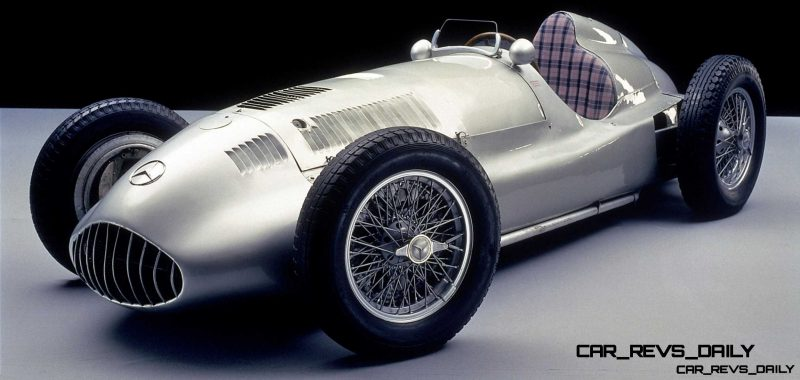 CarRevsDaily - Hour of the Silver Arrows - Action Photography 72
