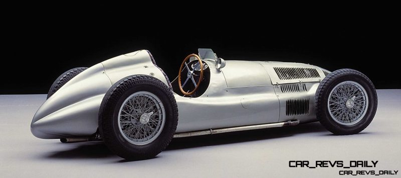 CarRevsDaily - Hour of the Silver Arrows - Action Photography 73