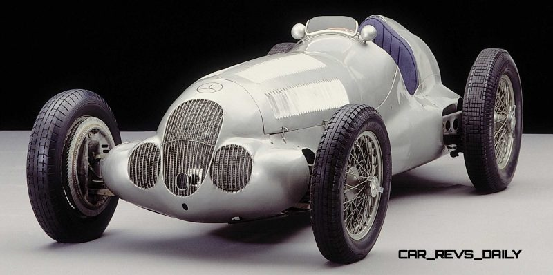 CarRevsDaily - Hour of the Silver Arrows - Action Photography 74