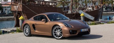 CarRevsDaily - Porsche CAYMAN Buyers Buide Photos 14