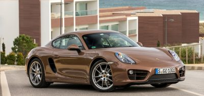 CarRevsDaily - Porsche CAYMAN Buyers Buide Photos 21