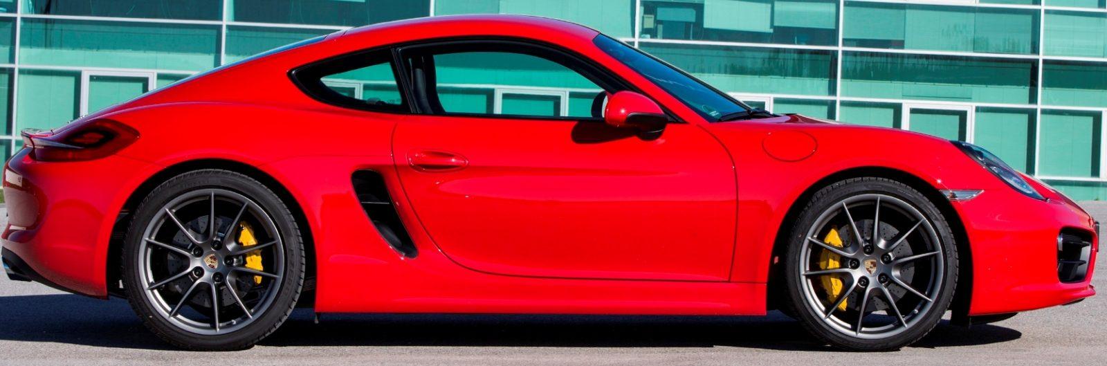 CarRevsDaily - Porsche CAYMAN Buyers Buide Photos 25