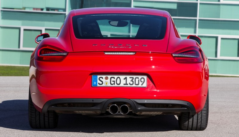 CarRevsDaily - Porsche CAYMAN Buyers Buide Photos 28