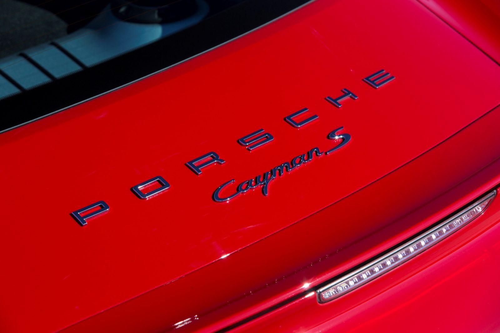 CarRevsDaily - Porsche CAYMAN Buyers Buide Photos 30