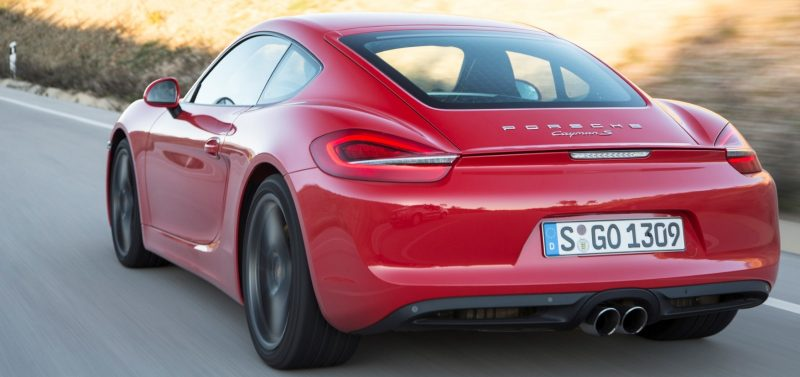 CarRevsDaily - Porsche CAYMAN Buyers Buide Photos 31