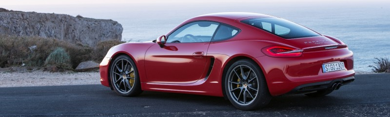 CarRevsDaily - Porsche CAYMAN Buyers Buide Photos 32