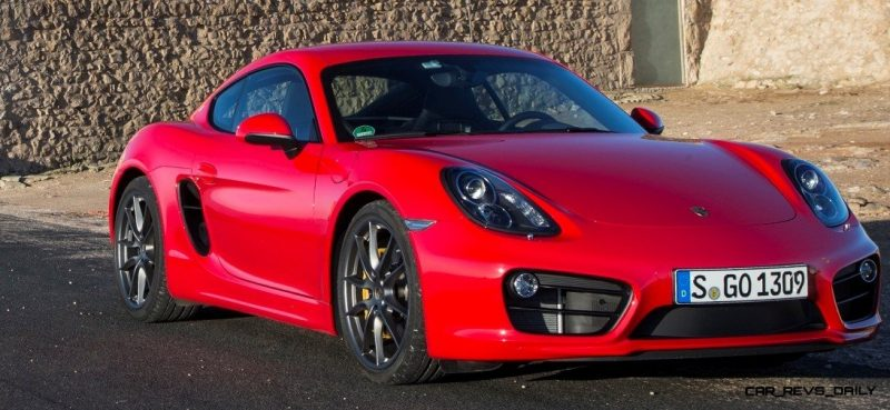 CarRevsDaily - Porsche CAYMAN Buyers Buide Photos 33