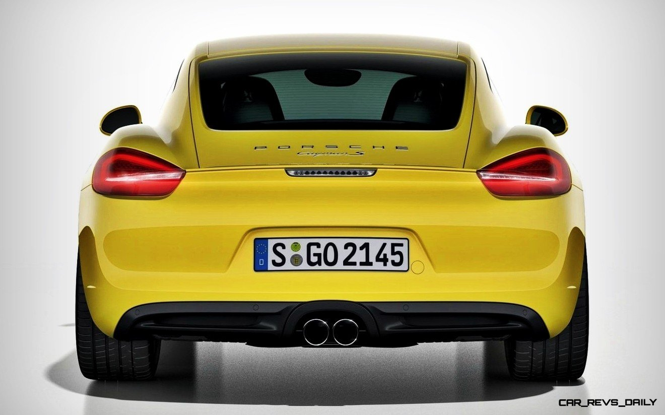 CarRevsDaily - Porsche CAYMAN Buyers Buide Photos 38