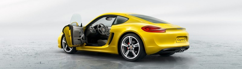 CarRevsDaily - Porsche CAYMAN Buyers Buide Photos 58