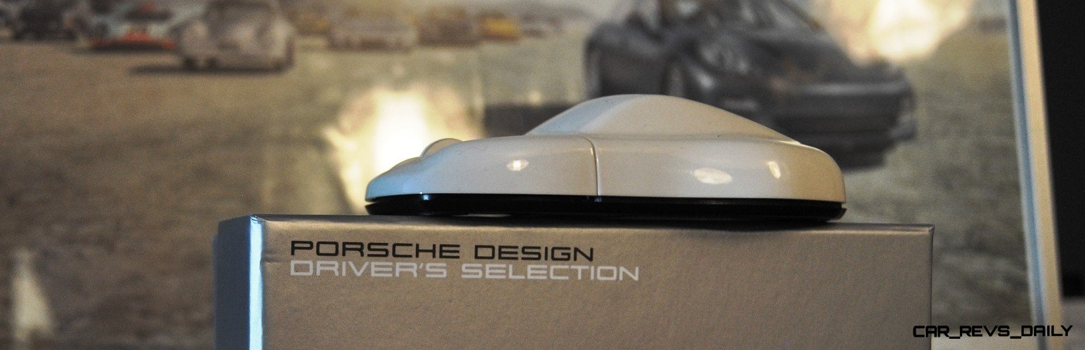 CarRevsDaily - Porsche Design Computer Mouse - Gadget Review 30