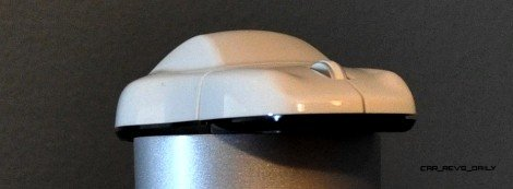 CarRevsDaily - Porsche Design Computer Mouse - Gadget Review 42