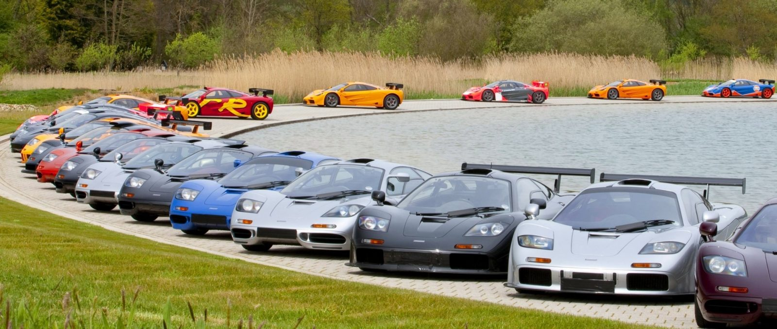 CarRevsDaily - Supercar Legends - McLaren F1 Wallpaper 12