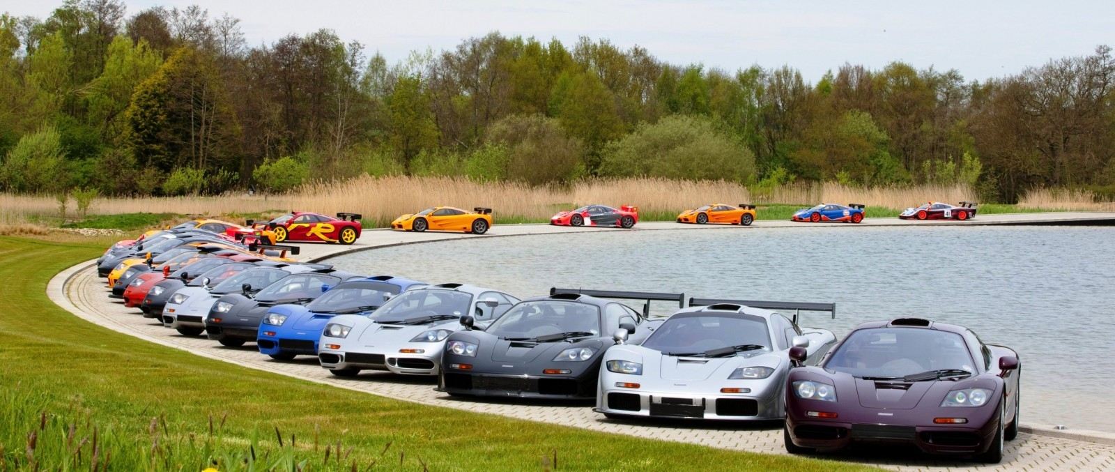 CarRevsDaily - Supercar Legends - McLaren F1 Wallpaper 13