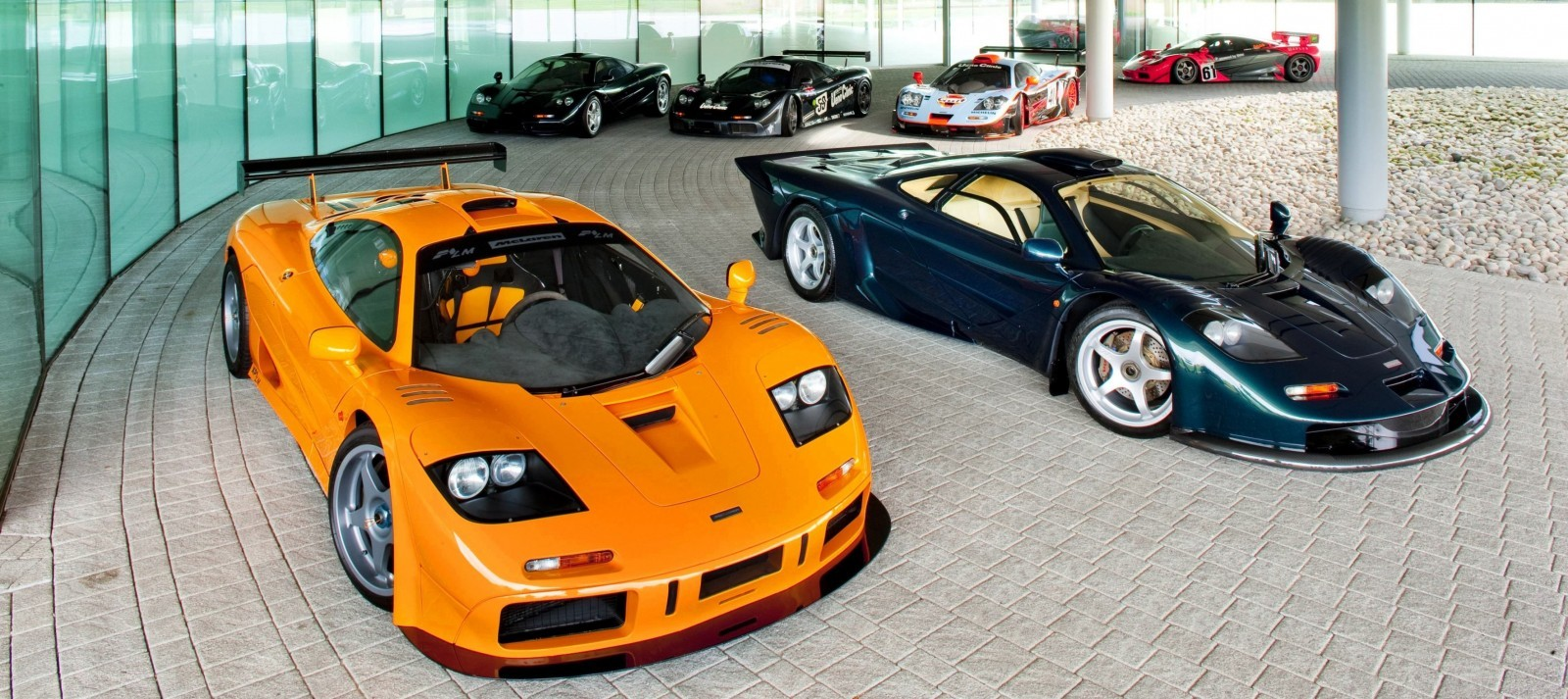 CarRevsDaily - Supercar Legends - McLaren F1 Wallpaper 15