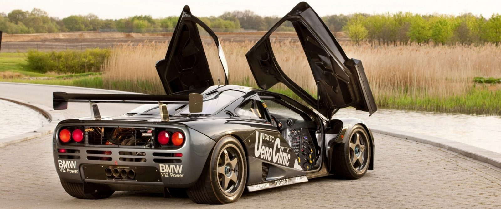 CarRevsDaily - Supercar Legends - McLaren F1 Wallpaper 17