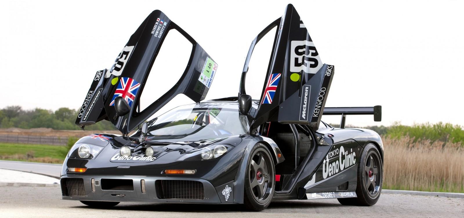 CarRevsDaily - Supercar Legends - McLaren F1 Wallpaper 18