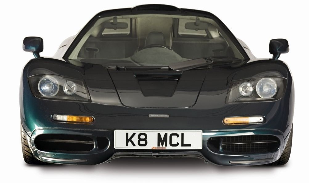 CarRevsDaily - Supercar Legends - McLaren F1 Wallpaper 24