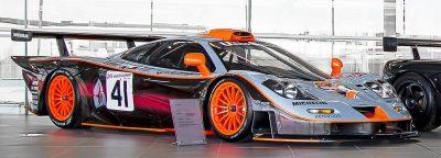 CarRevsDaily - Supercar Legends - McLaren F1 Wallpaper 27