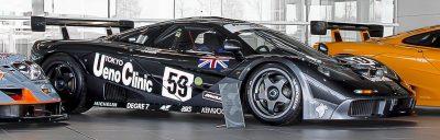 CarRevsDaily - Supercar Legends - McLaren F1 Wallpaper 28