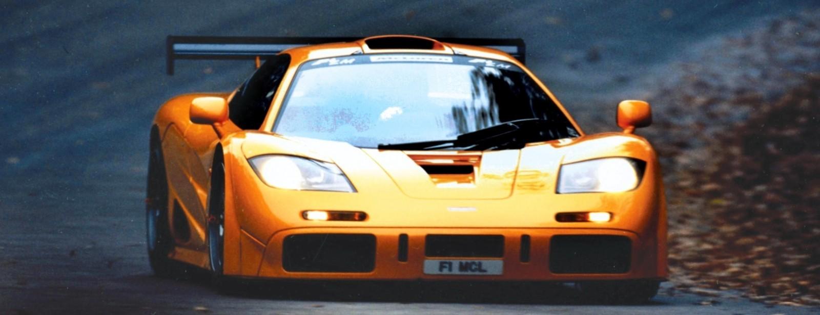 CarRevsDaily - Supercar Legends - McLaren F1 Wallpaper 3