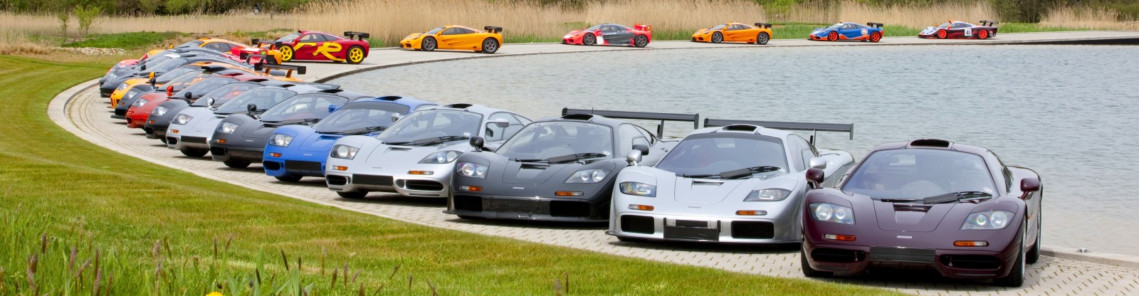 CarRevsDaily - Supercar Legends - McLaren F1 Wallpaper 4