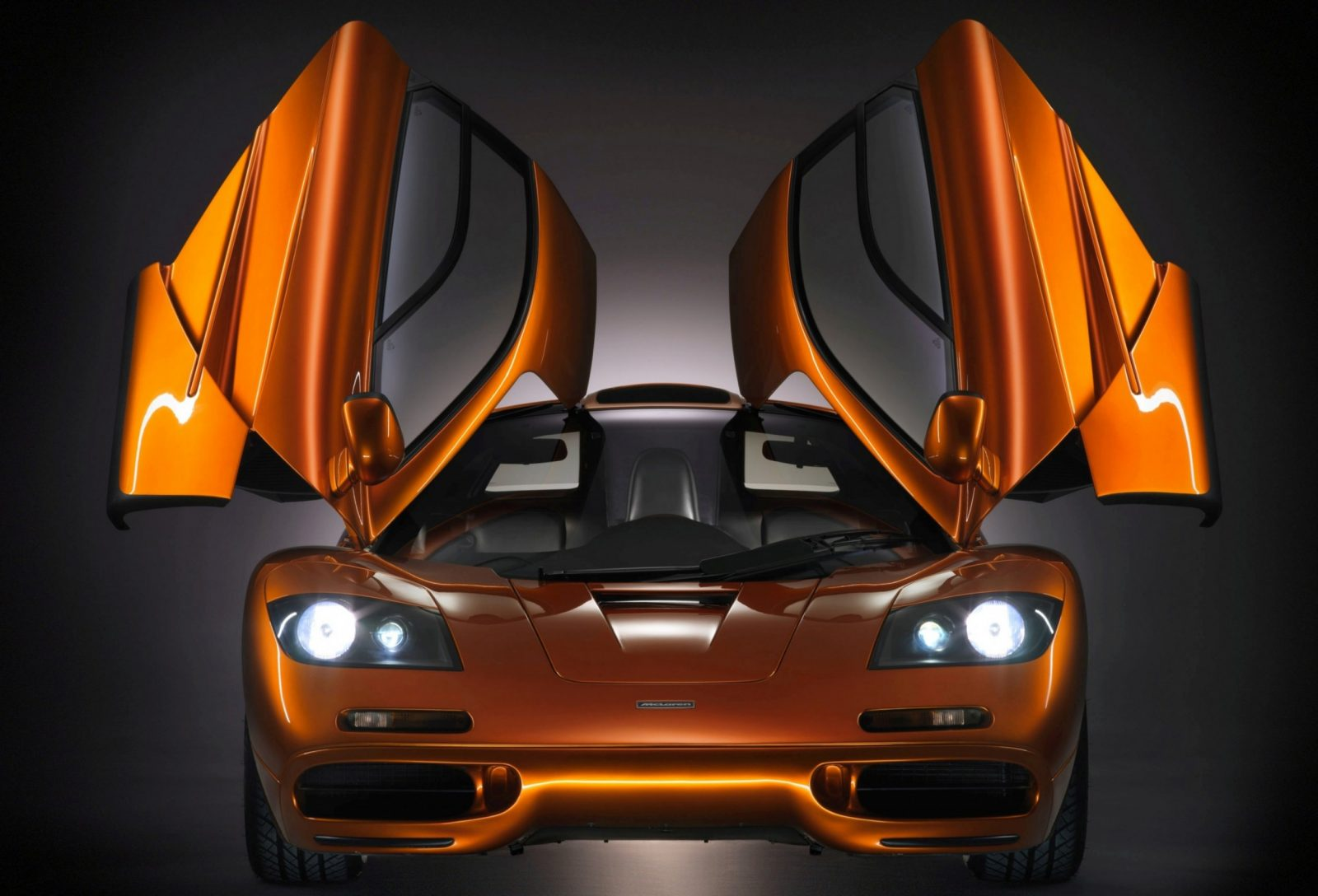 CarRevsDaily - Supercar Legends - McLaren F1 Wallpaper 40