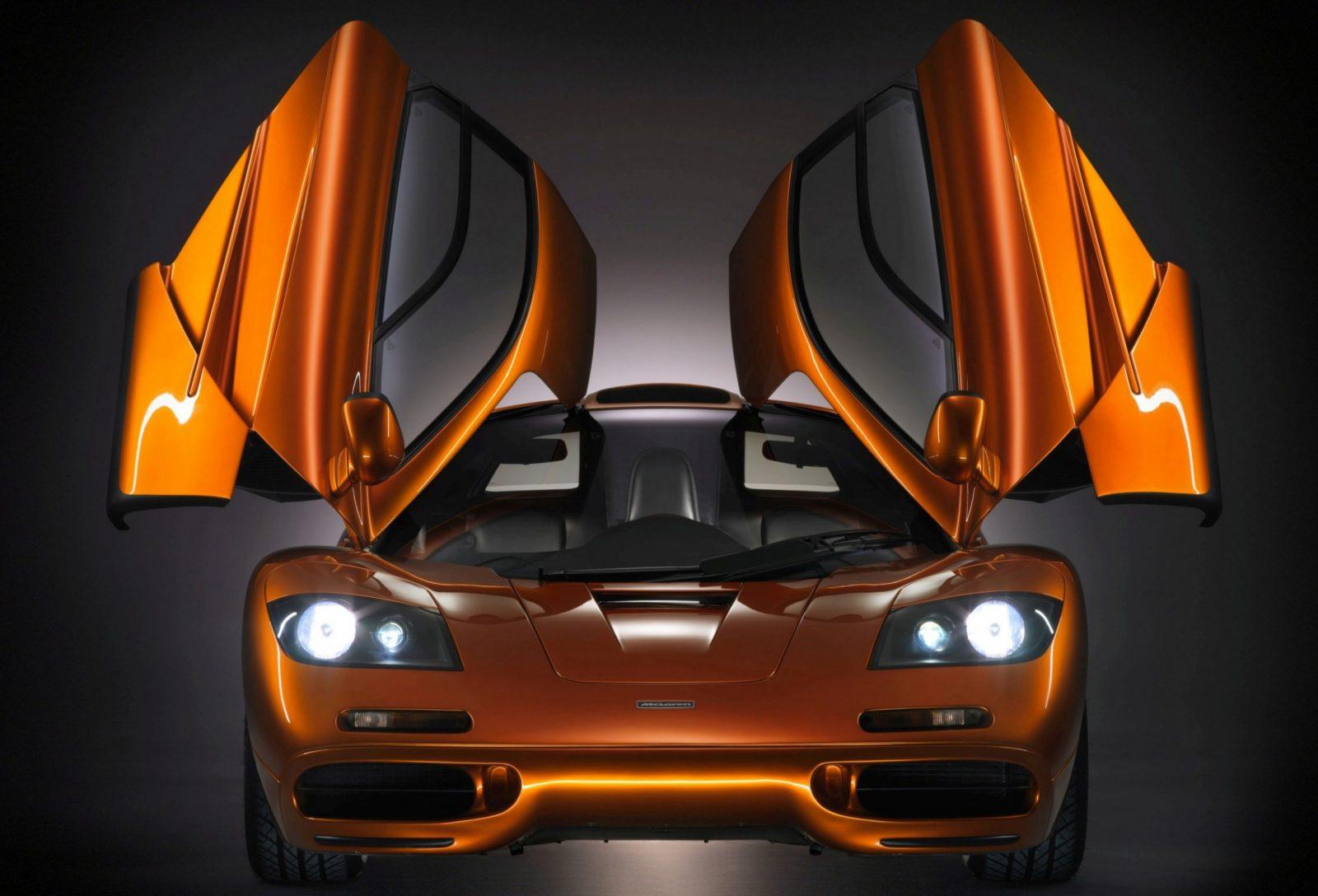 CarRevsDaily - Supercar Legends - McLaren F1 Wallpaper 40
