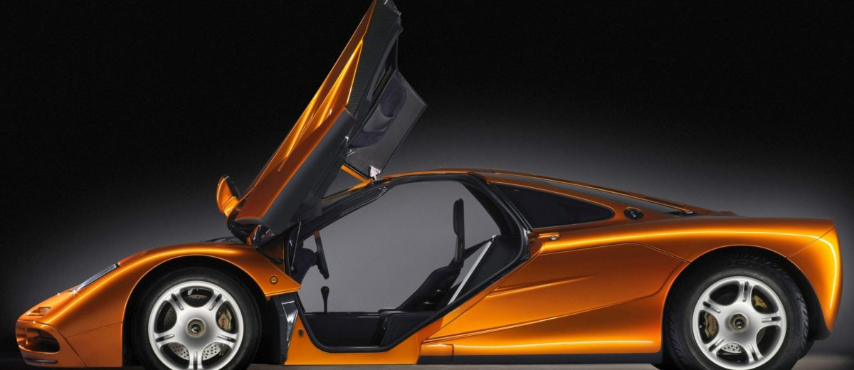 CarRevsDaily - Supercar Legends - McLaren F1 Wallpaper 42