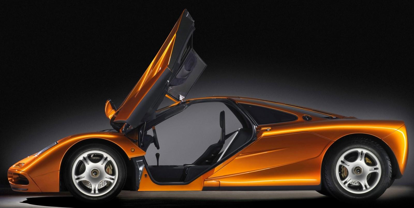 CarRevsDaily - Supercar Legends - McLaren F1 Wallpaper 42