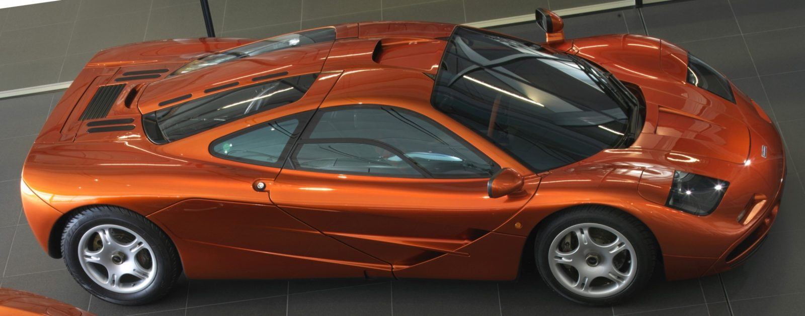 CarRevsDaily - Supercar Legends - McLaren F1 Wallpaper 43