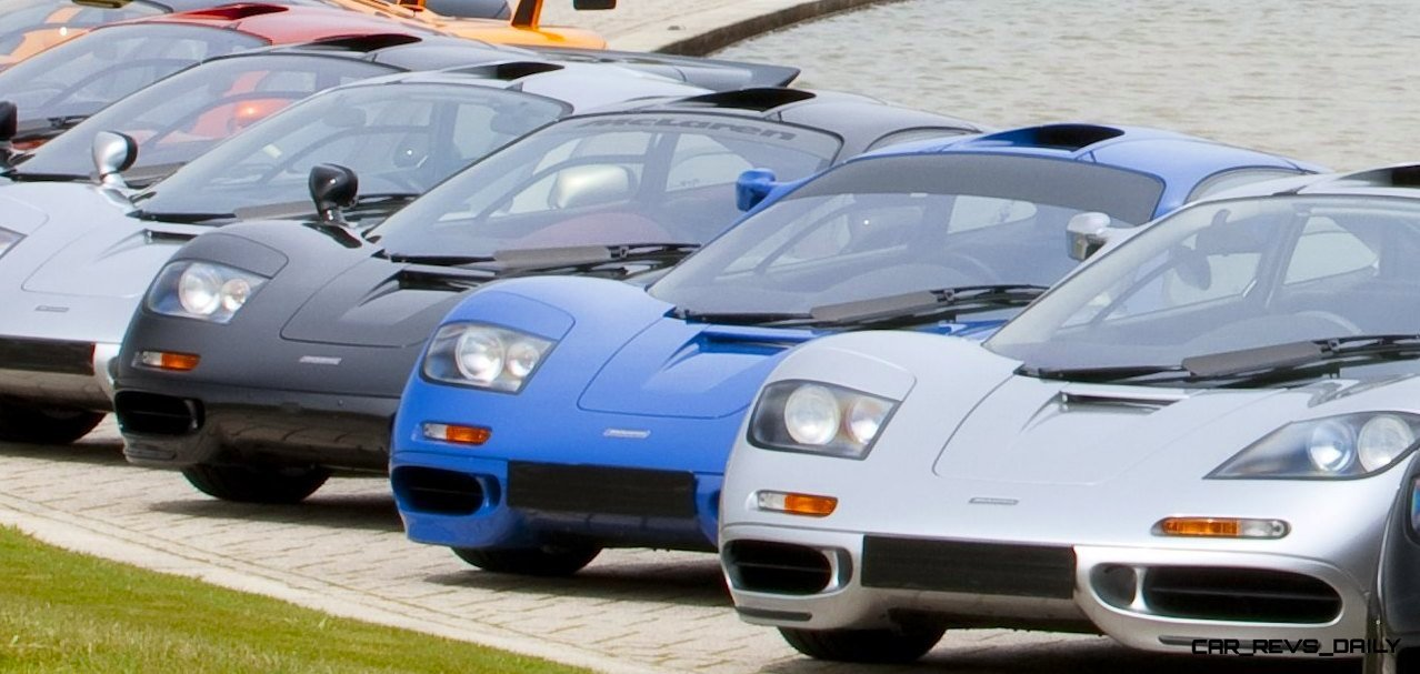 CarRevsDaily - Supercar Legends - McLaren F1 Wallpaper 5