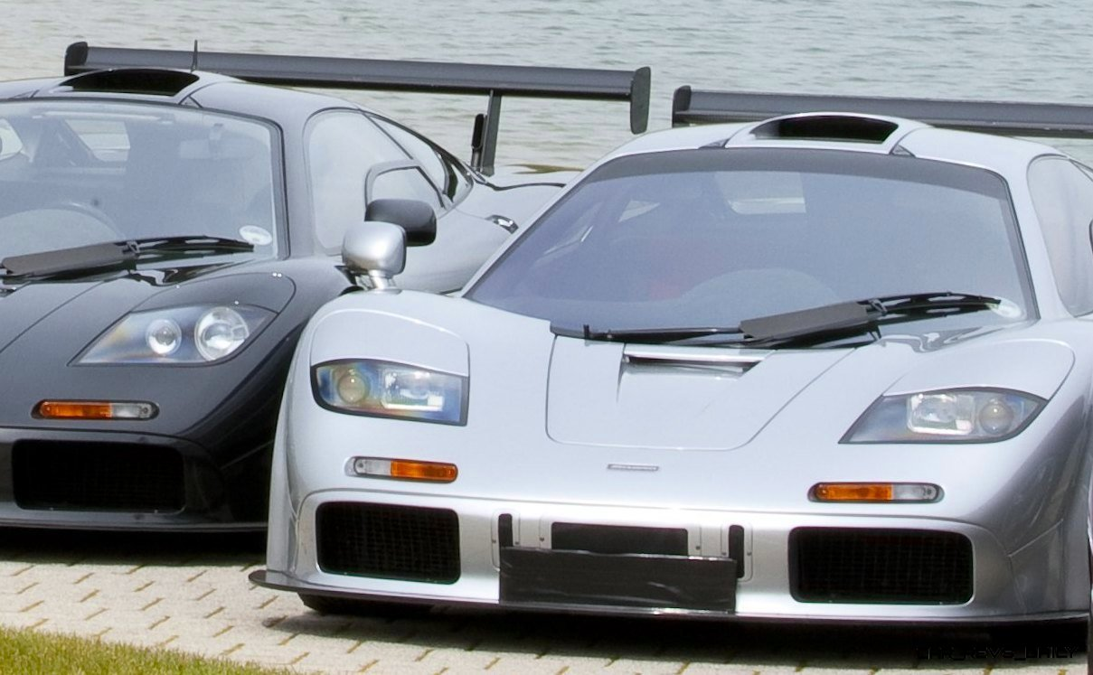 CarRevsDaily - Supercar Legends - McLaren F1 Wallpaper 7