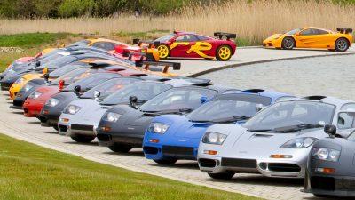 CarRevsDaily - Supercar Legends - McLaren F1 Wallpaper 9