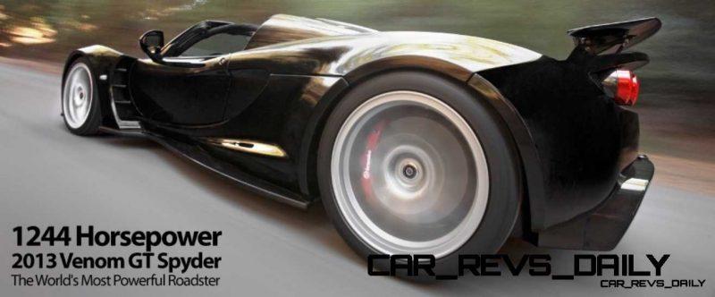 CarRevsDaily - Supercar Showcase - Hennessey VENOM GT 11