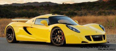 CarRevsDaily - Supercar Showcase - Hennessey VENOM GT 18