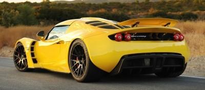 CarRevsDaily - Supercar Showcase - Hennessey VENOM GT 20