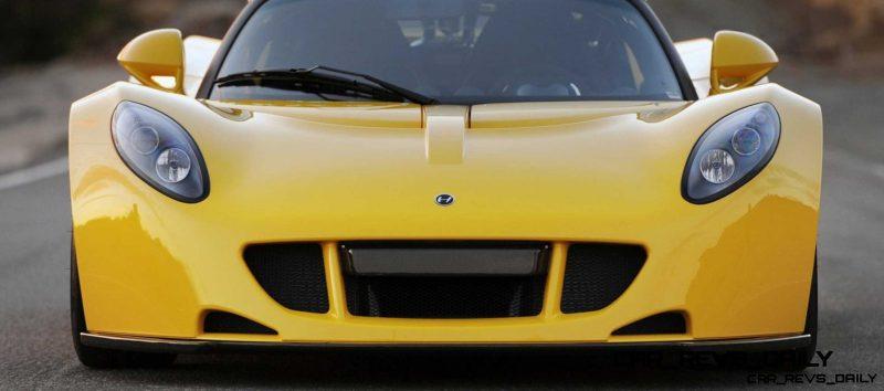 CarRevsDaily - Supercar Showcase - Hennessey VENOM GT 23