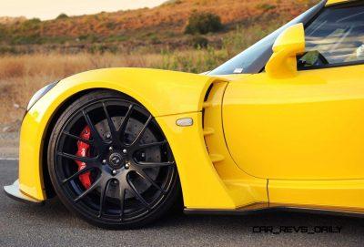 CarRevsDaily - Supercar Showcase - Hennessey VENOM GT 30