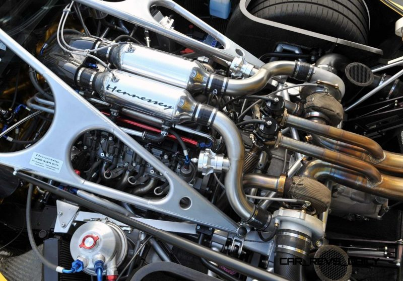 CarRevsDaily - Supercar Showcase - Hennessey VENOM GT 37