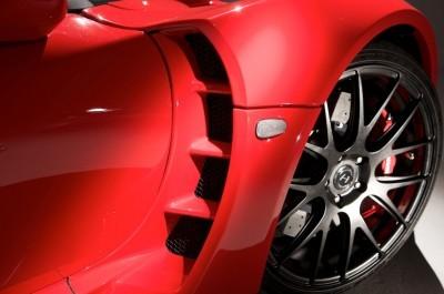 CarRevsDaily - Supercar Showcase - Hennessey VENOM GT 4
