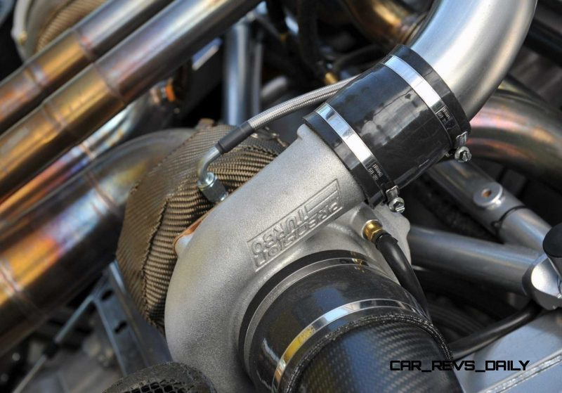 CarRevsDaily - Supercar Showcase - Hennessey VENOM GT 40