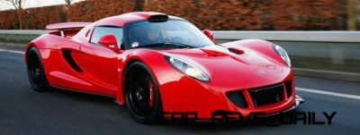 CarRevsDaily - Supercar Showcase - Hennessey VENOM GT 42