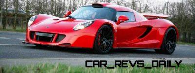CarRevsDaily - Supercar Showcase - Hennessey VENOM GT 49